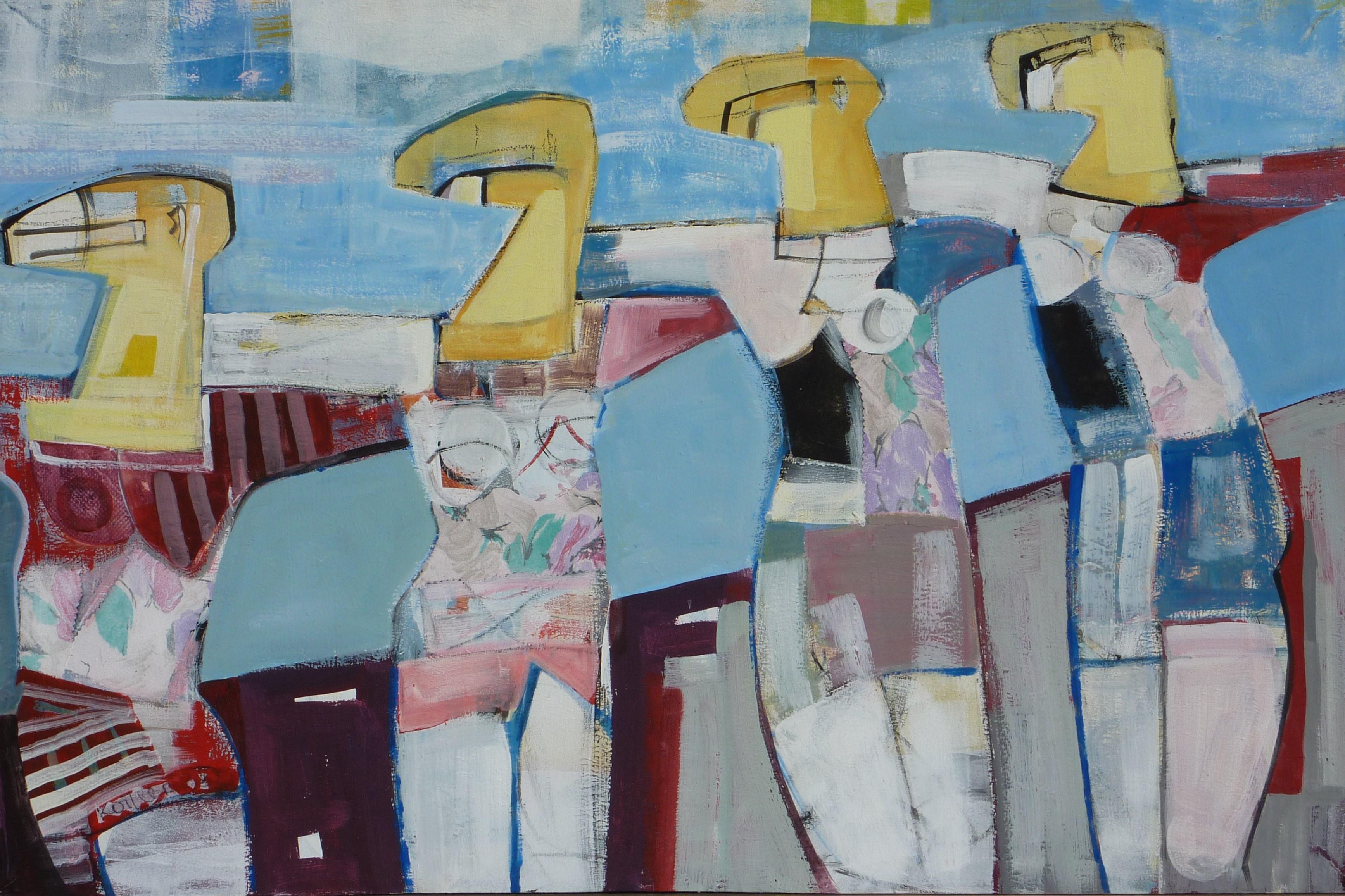 summerdance - 80x120- 2008